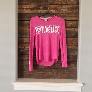 SALE 🌸 VICTORIA SECRET PINK SLEEPWEAR LONG SLEEVE